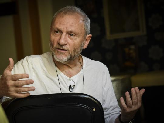 Szabó Gábor operatőr, fesztiválzsűri elnök