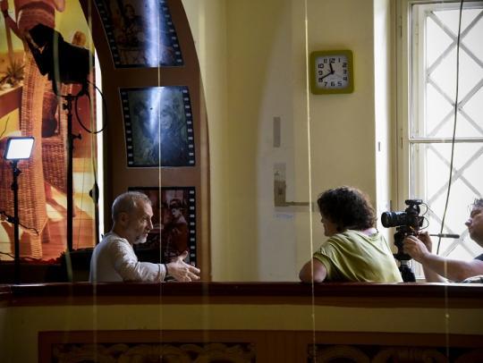 Szabó Gábor interjú