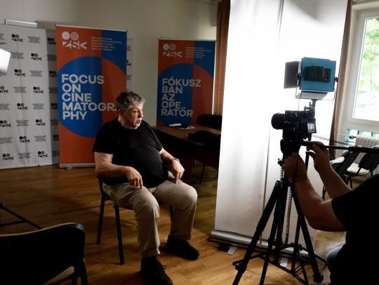 Interjú Kardos Sándorral