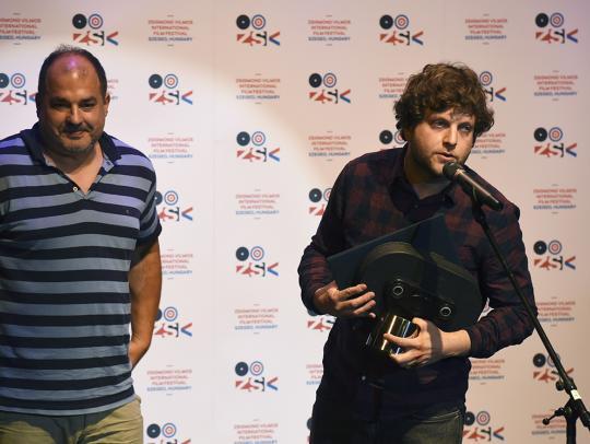 Rajna Gábor (Vision Team és SGH) Bálint Dániel