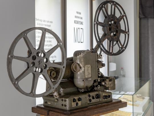Filmtörténeti kiállítás